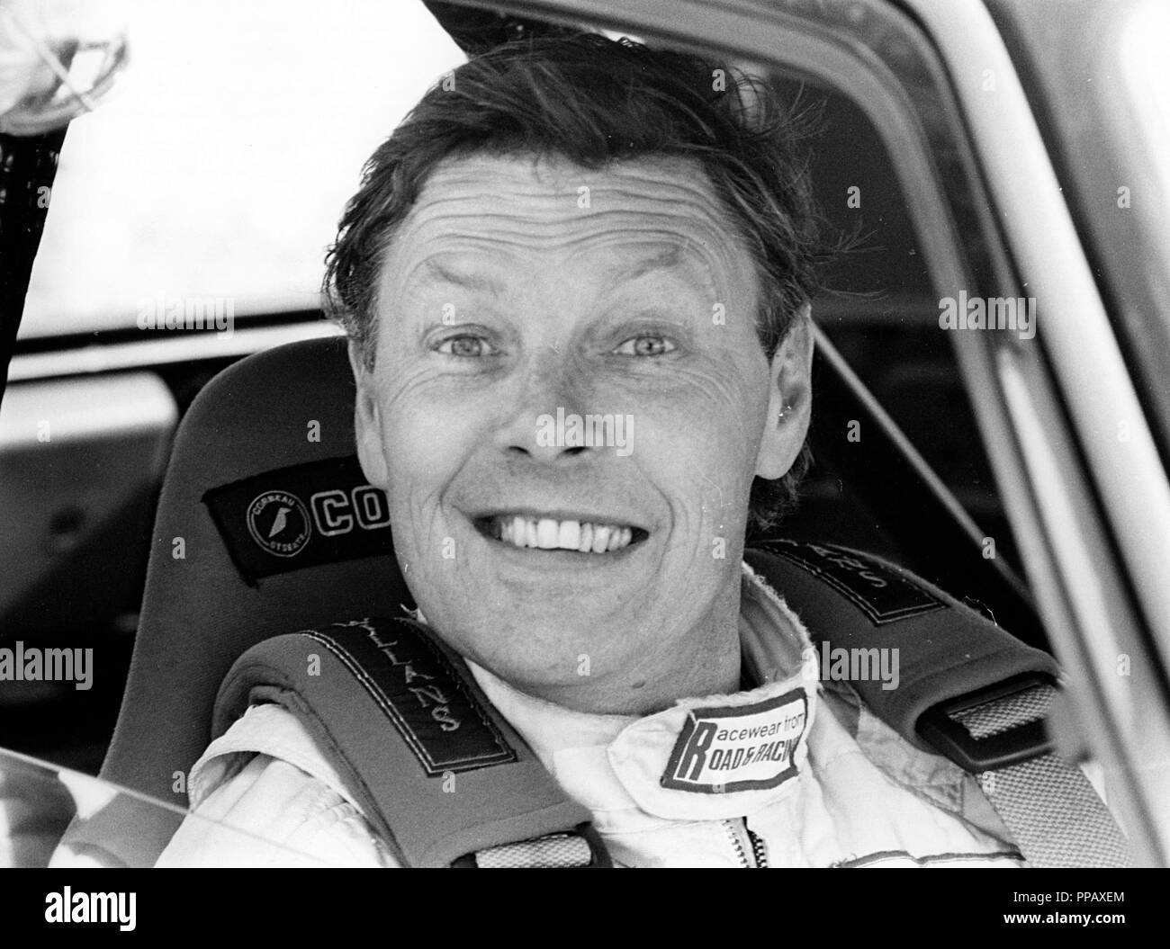 Barrie 'Whizzo' Williams - Stock Image
