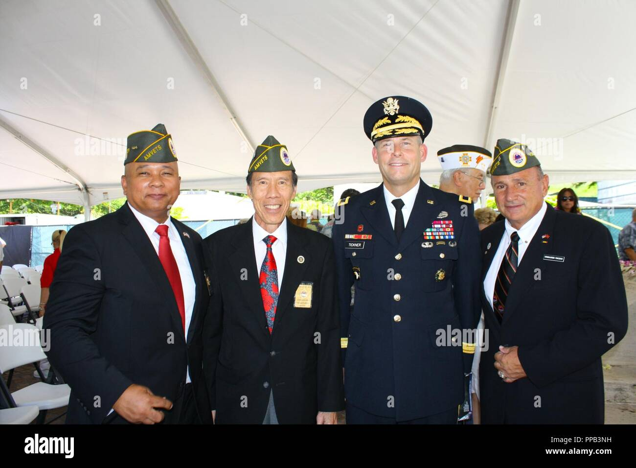 HONOLULU, Hawaii (Aug  15, 2018) – The Commanding General of Pacific