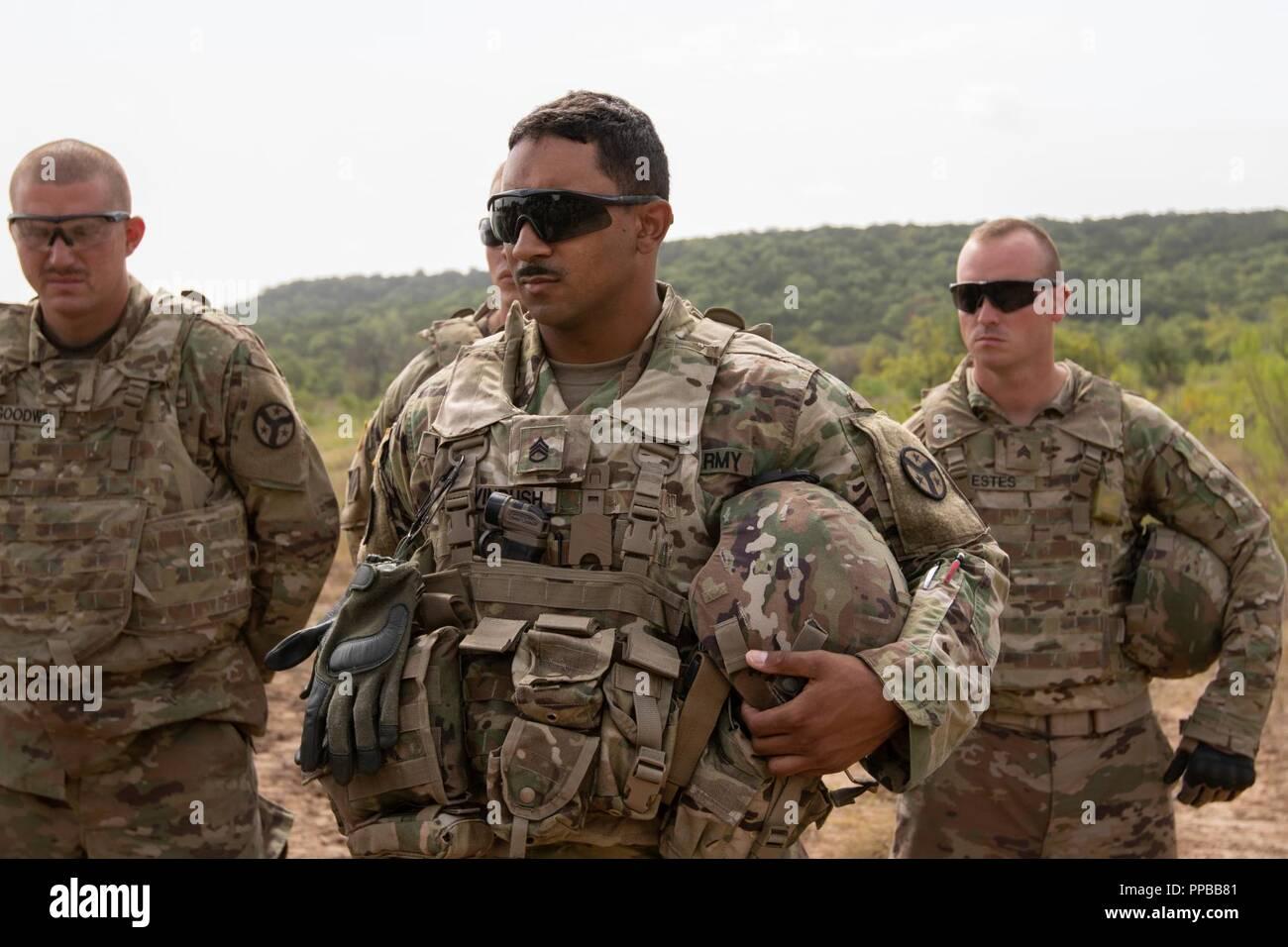 U S  Army Staff Sgt  Jeremy Windbush, a Chattanooga, Tenn  native