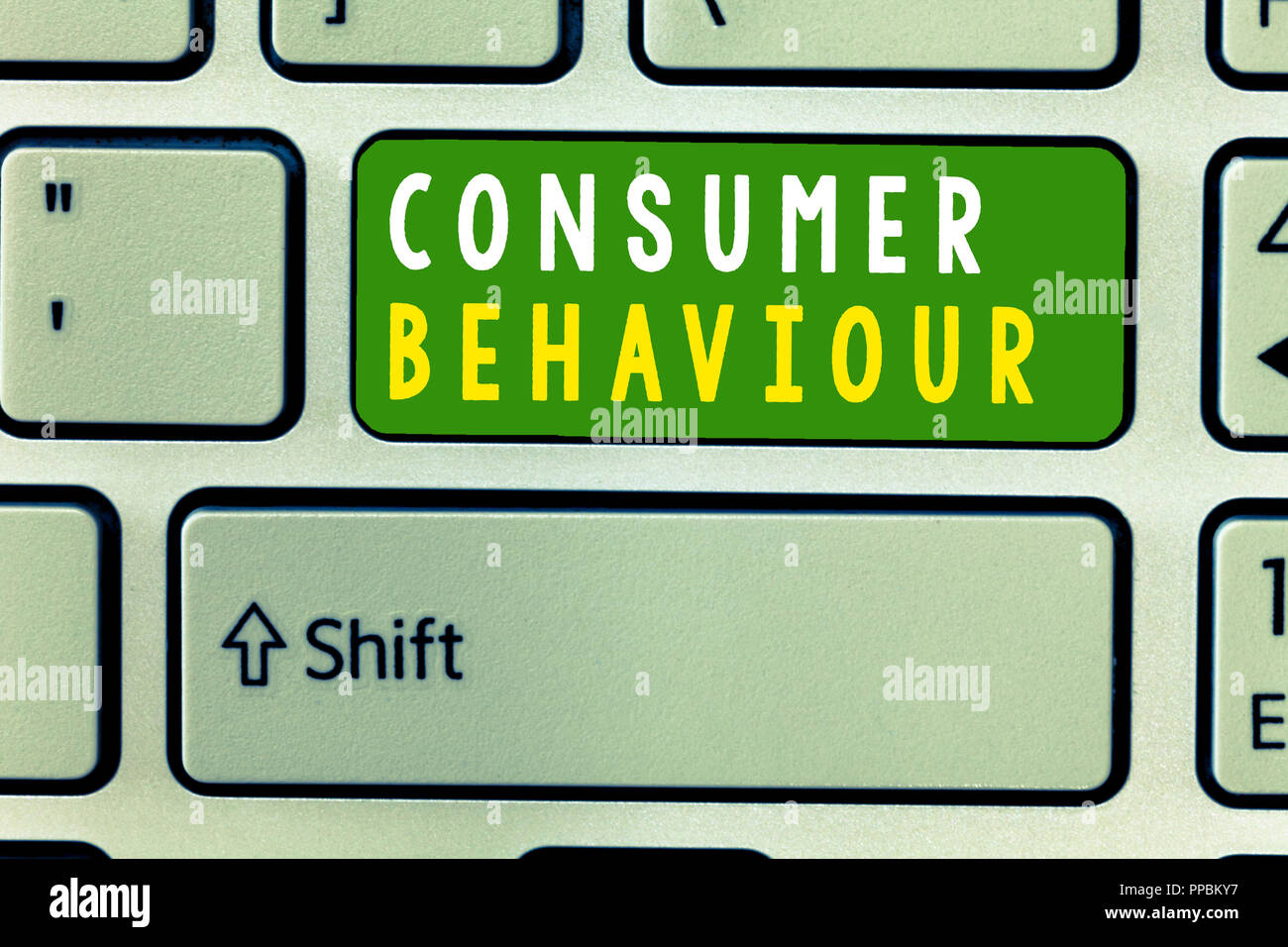 what do you mean by consumer behaviour