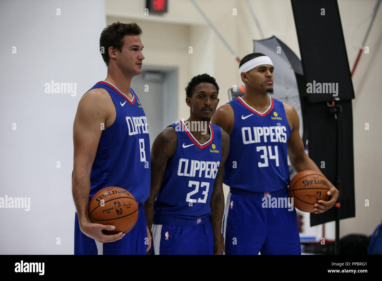 quality design 190ff 57473 Los Angeles, CA, USA. 24th Sep, 2018. LA Clippers forward ...
