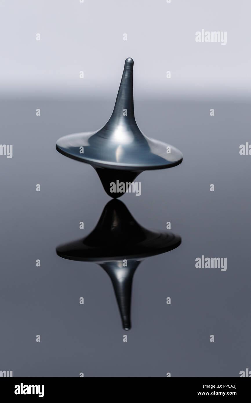 Whirligig in motion - Stock Image