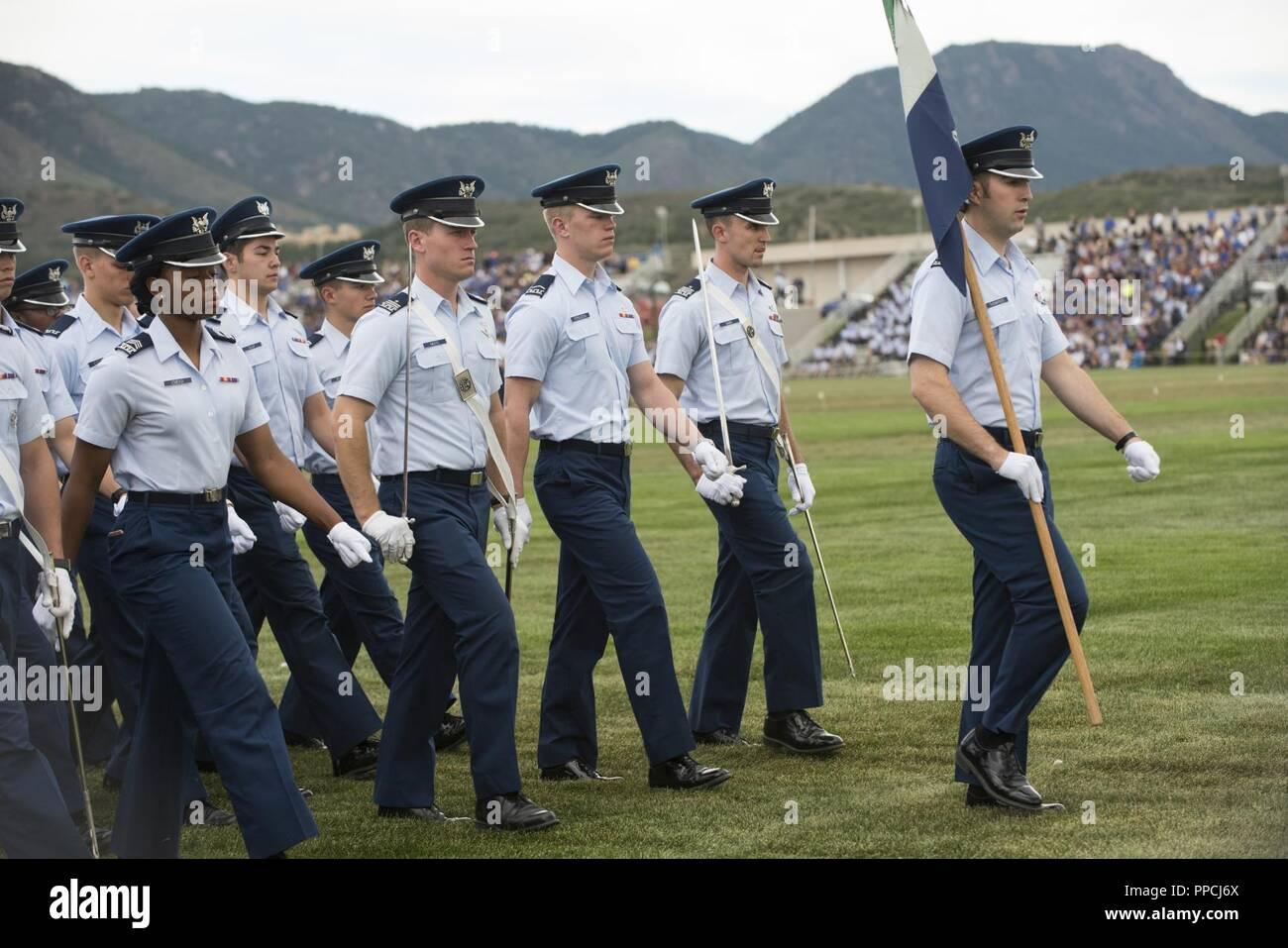 U S  AIR FORCE ACADEMY, Colo  -- U S  Air Force Academy