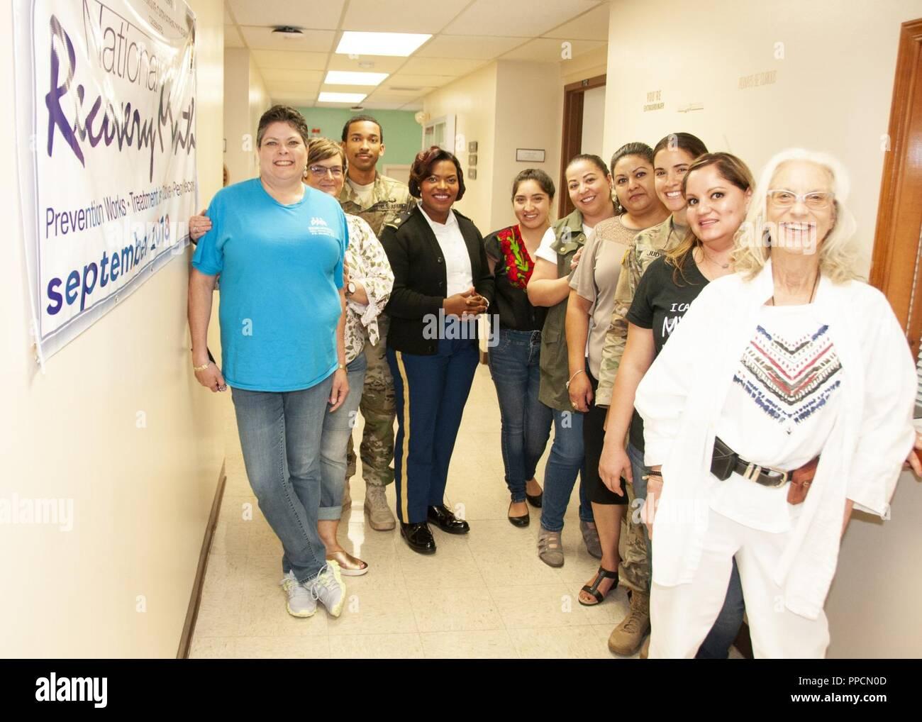 The Fort Bliss Addiction Medicine Intensive Outpatient Program