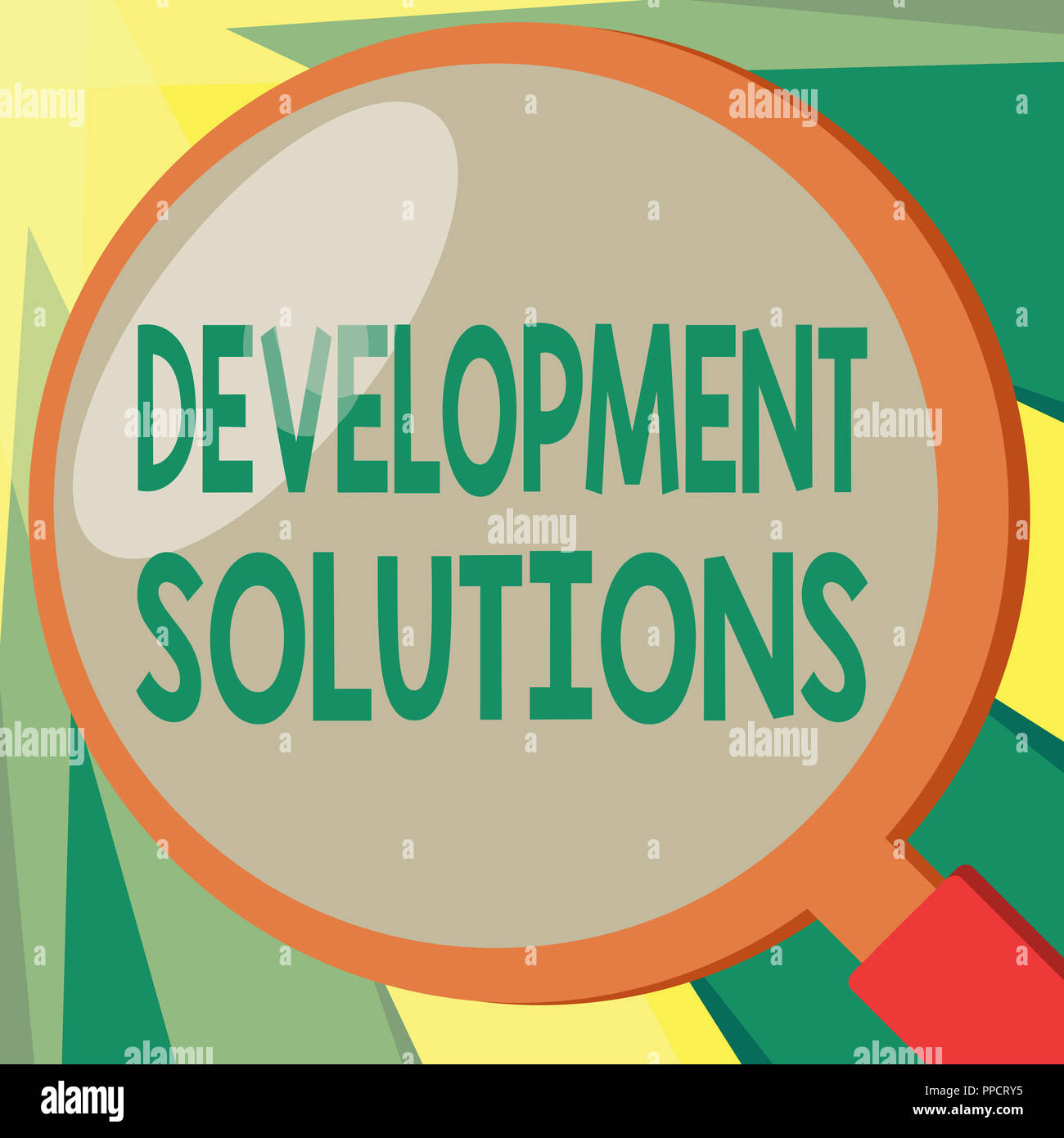 Conceptual Hand Writing Showing Development Solutions Business