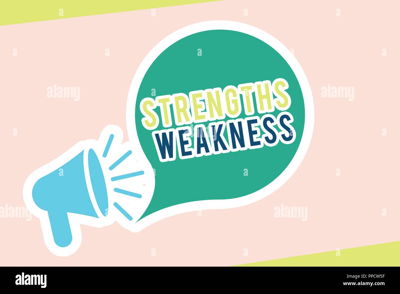 writing strengths