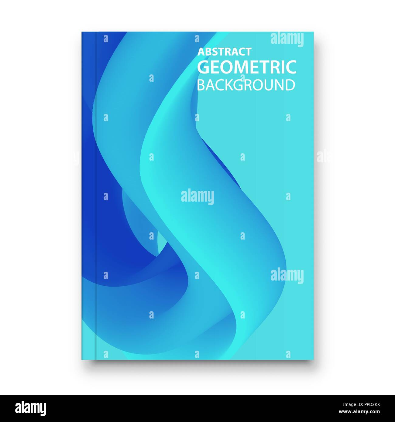 Abstract Flyer Design Background Brochure Template Can Be Used For Magazine Cover Business Mockup Education Presentation Report A4 Size With Ed Stock Vector Image Art Alamy