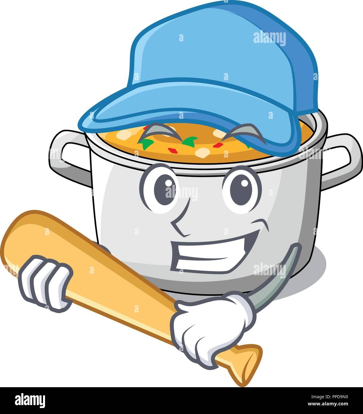 Vegetable soup Clipart Vector Graphics. 9,380 Vegetable ...   Cartoon Veggie Pasta