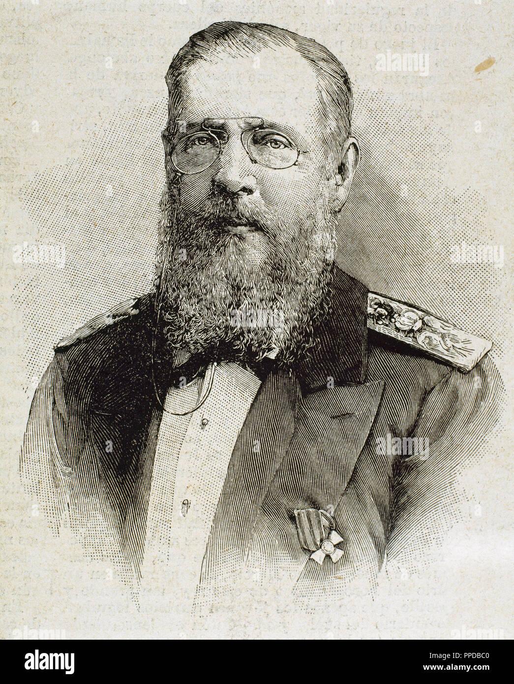 Alexander Ii NikolaevichStock Photos and Images