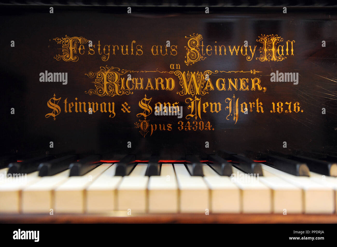 On the occasion of the 200th birthday of Richard Wagner the