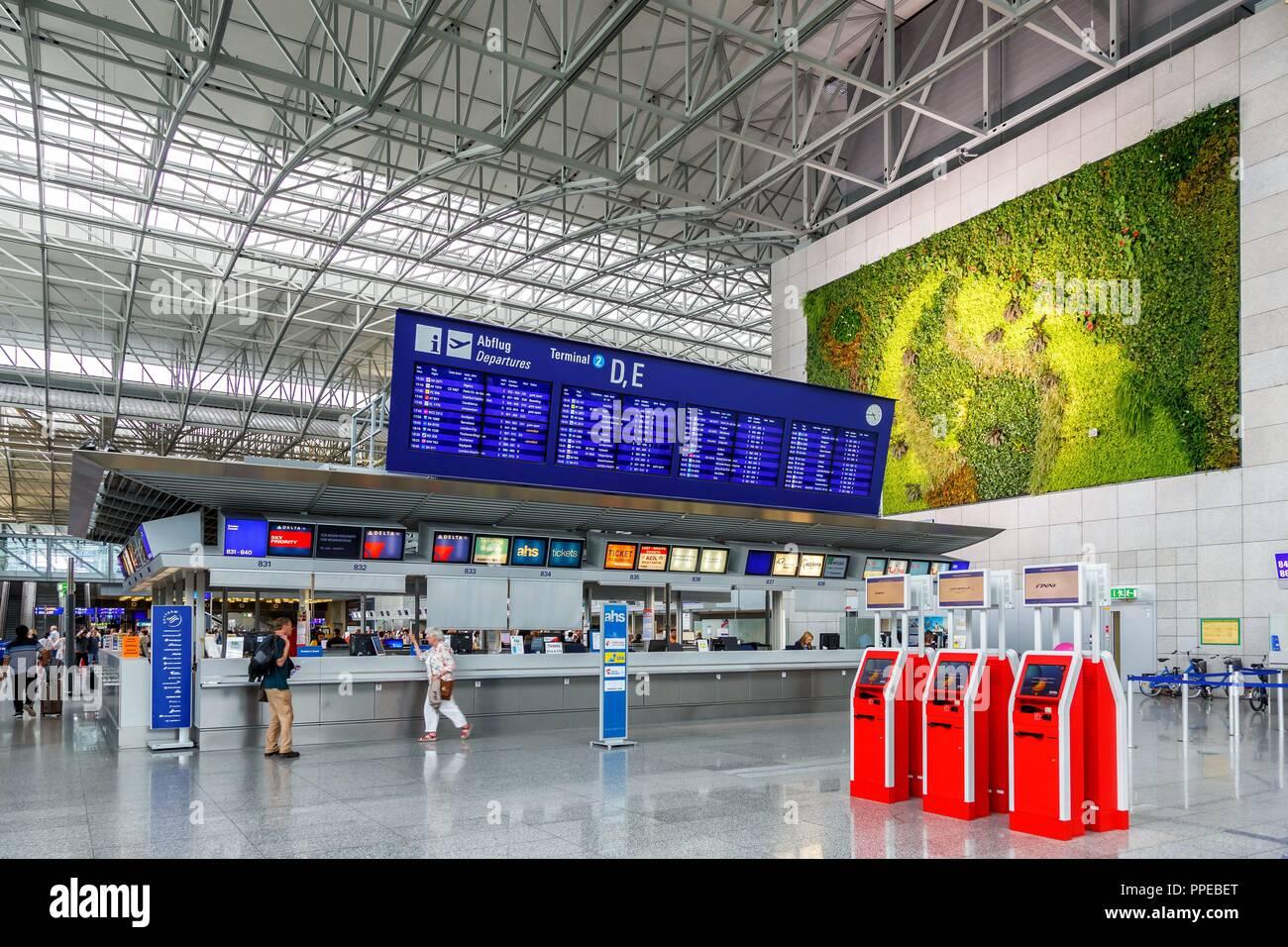flughafen frankfurt terminal 2 abflug