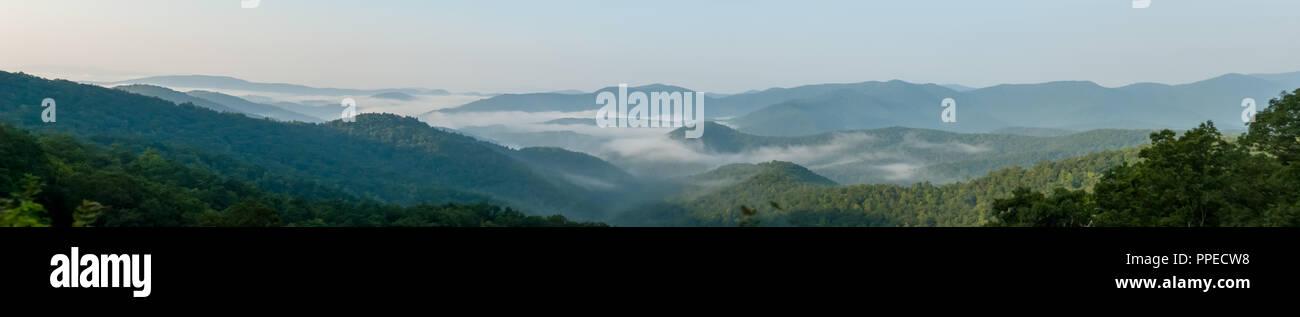 Blue Ridge Mountains Asheville Stock Photos Blue Ridge