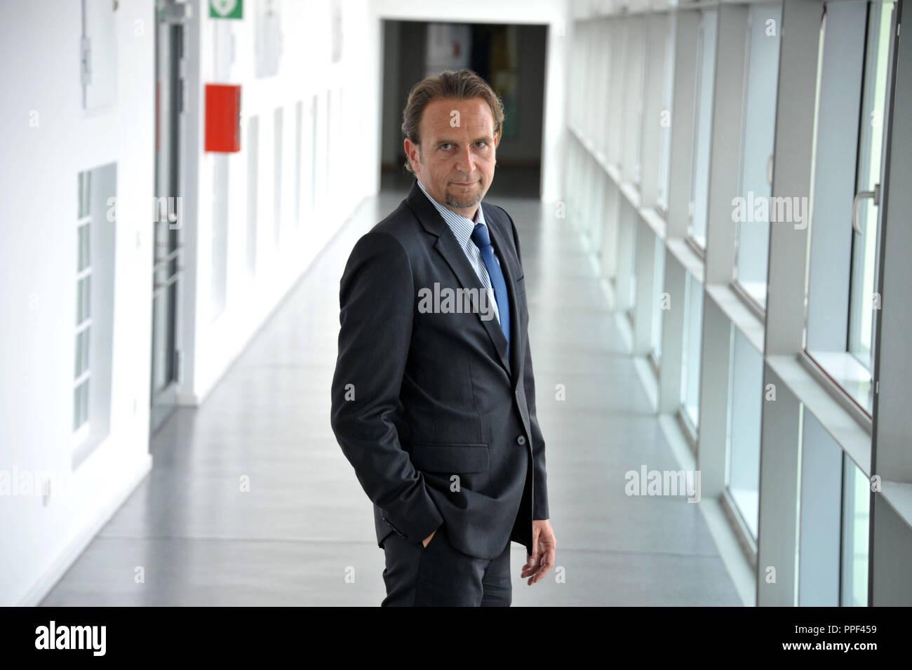 Mario Huber, head of the mafia investigators at the Bavarian Land Office of Criminal Investigation. - Stock Image