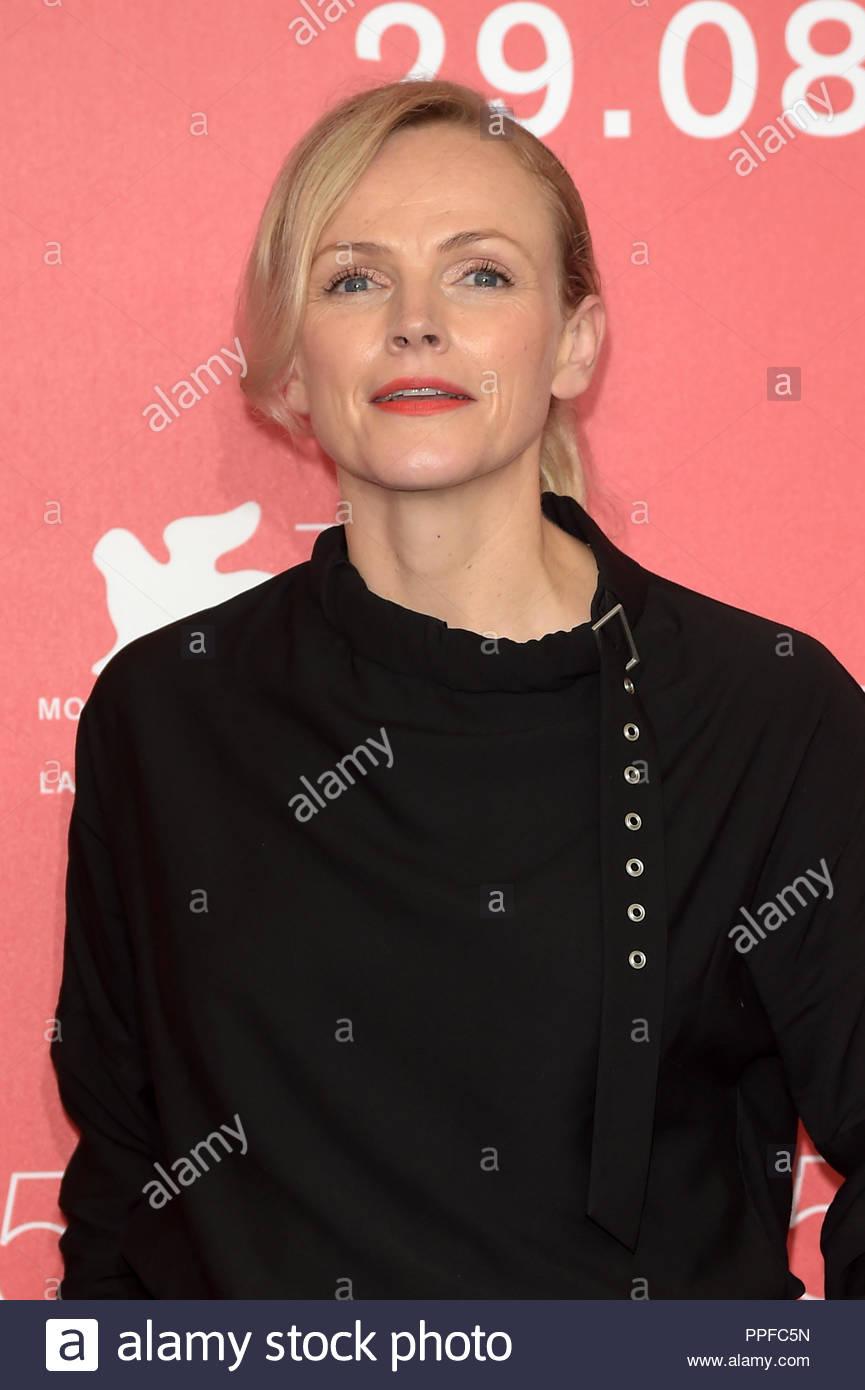 Maxine Peake venice film festival, 75 mostra internazionale d'arte cinematografica, venice 08-09-2018 - Stock Image
