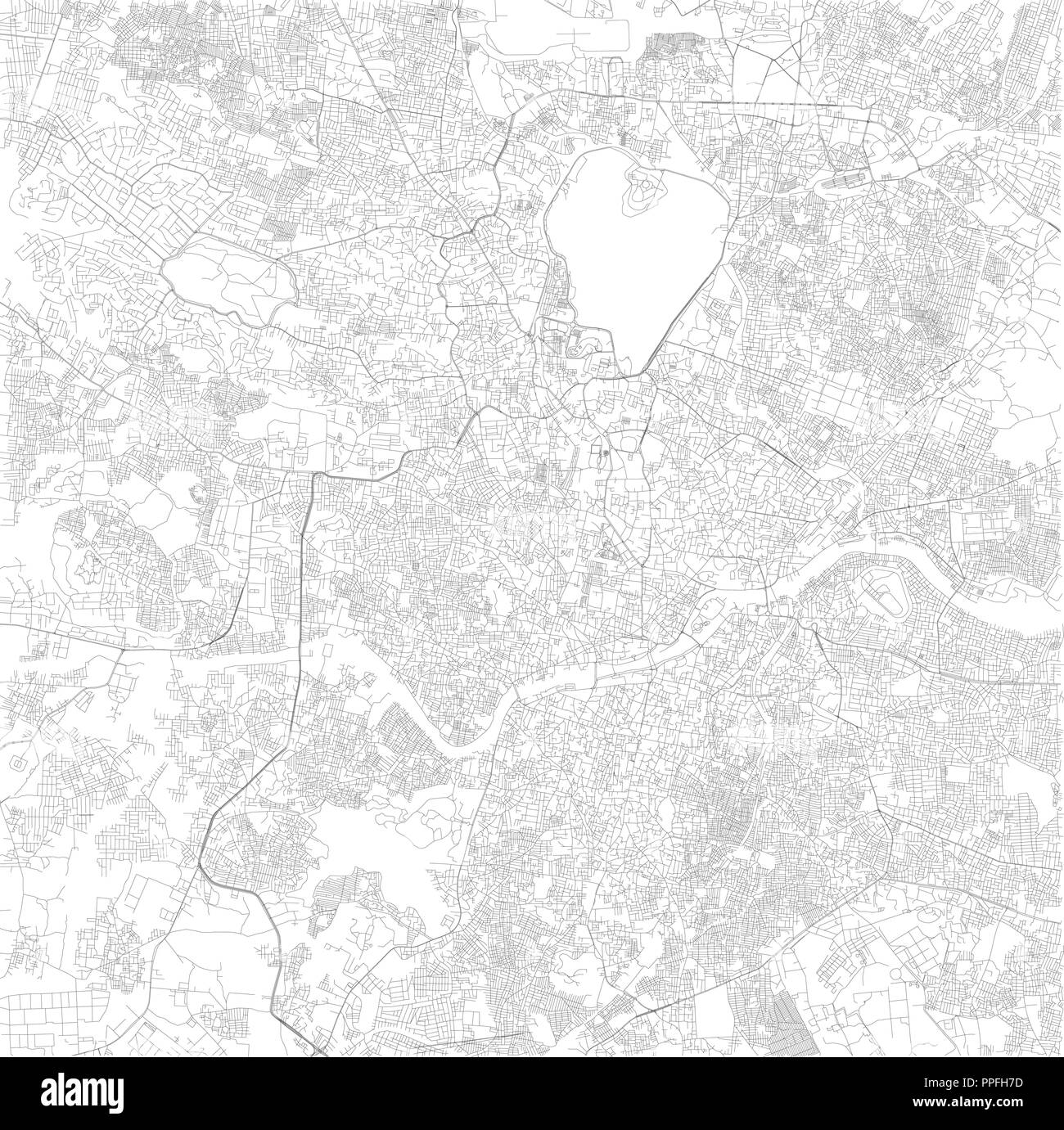 Hyderabad Black and White Stock Photos & Images - Alamy