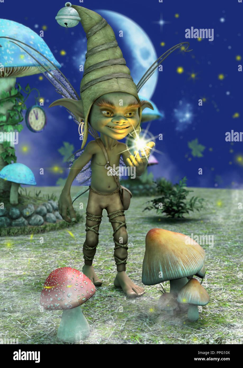 Elf Hat Drawing Stock Photos & Elf Hat Drawing Stock ...