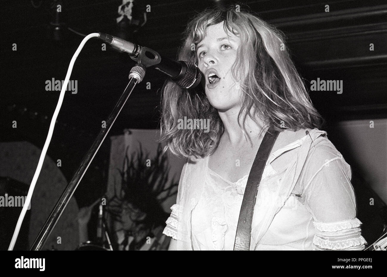 Babes in Toyland at Bedford Esquires, 05/10/1990. - Stock Image