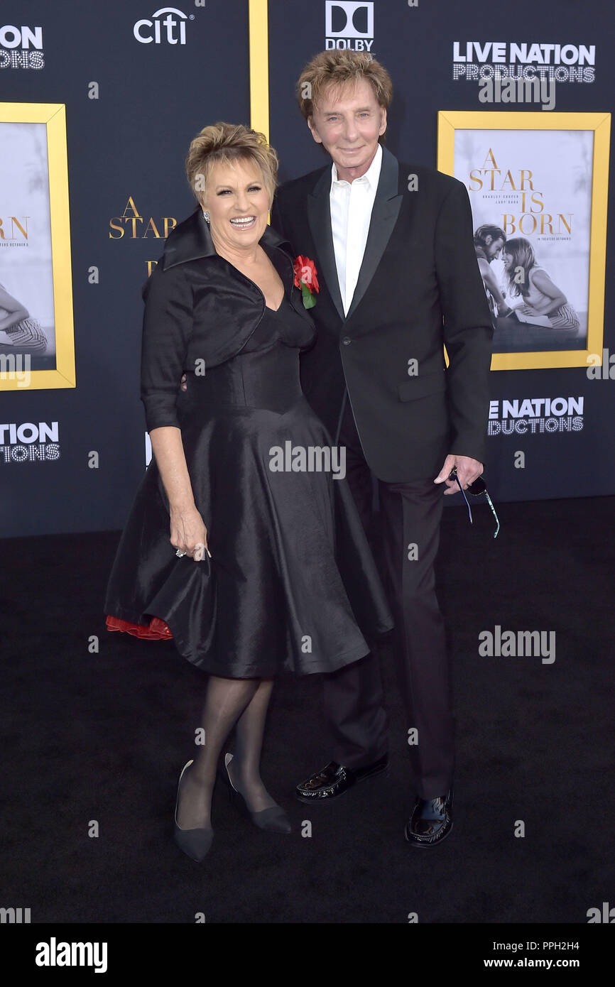 Lorna Luft And Barry Manilow Stock Photos & Lorna Luft And ...