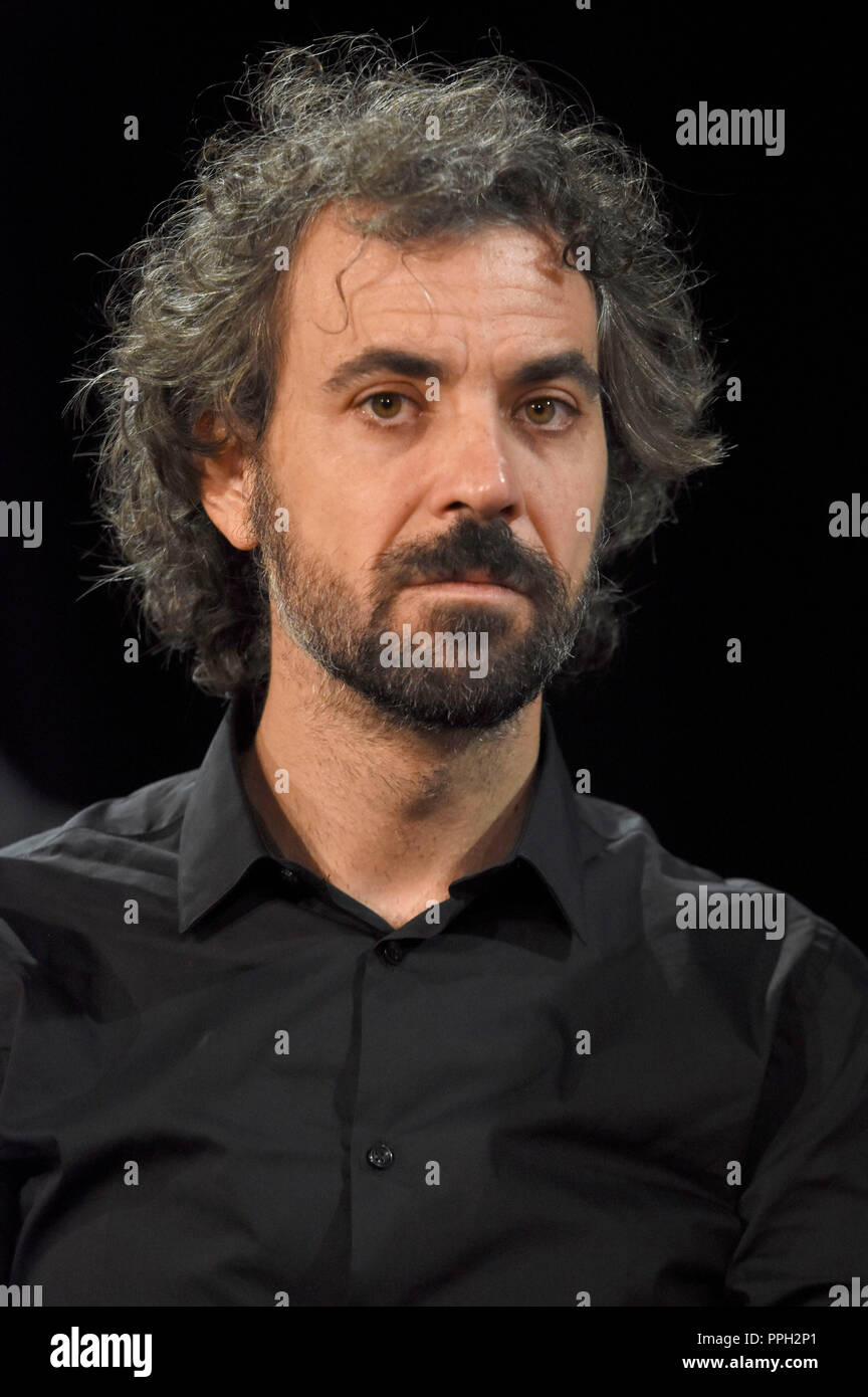 San Sebastian Spanien 24th Sep 2018 Alvaro Brechner In A