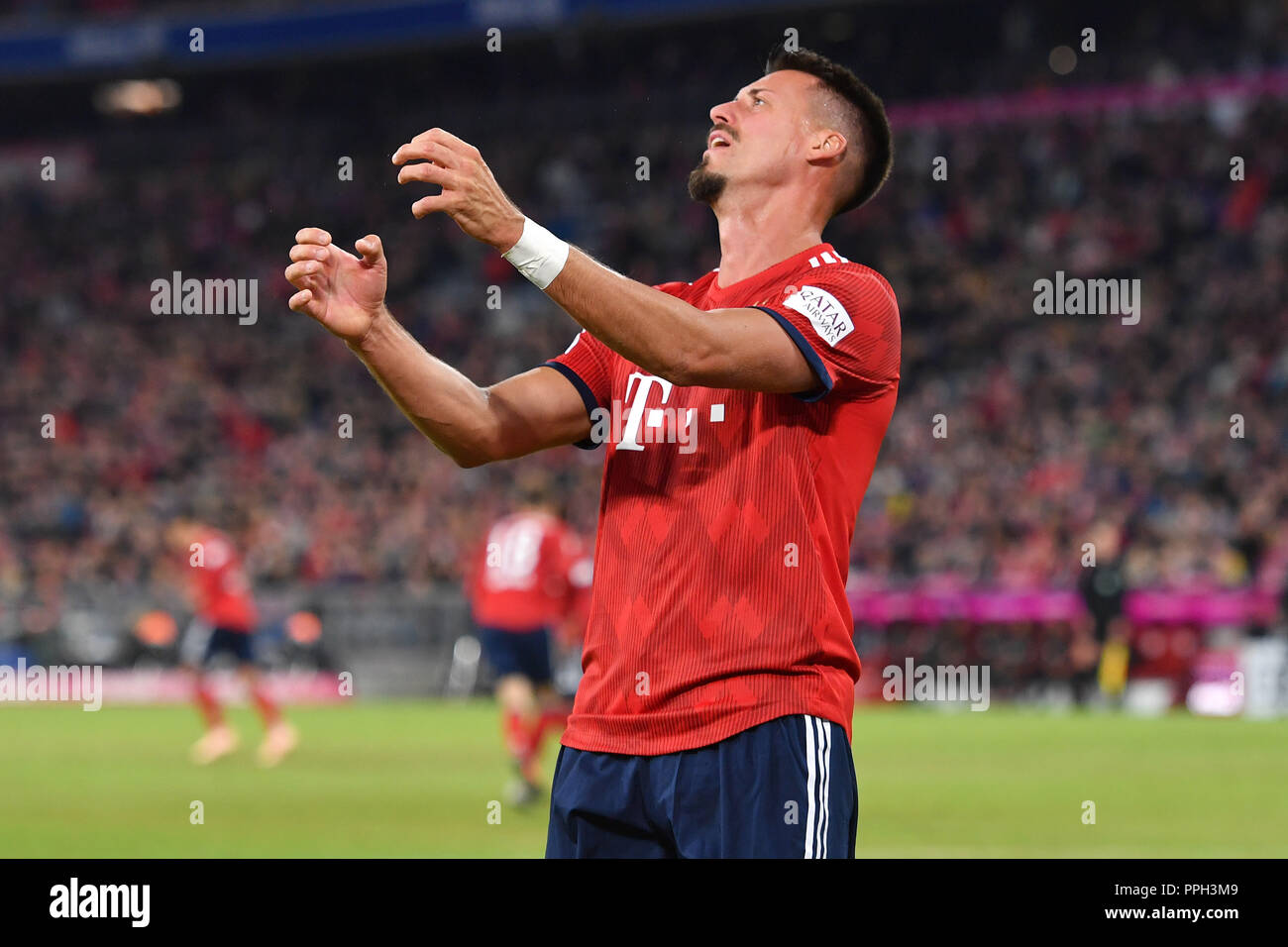 Sandro Wagner Bayern Munich Quarrels Disappointment Frustrated