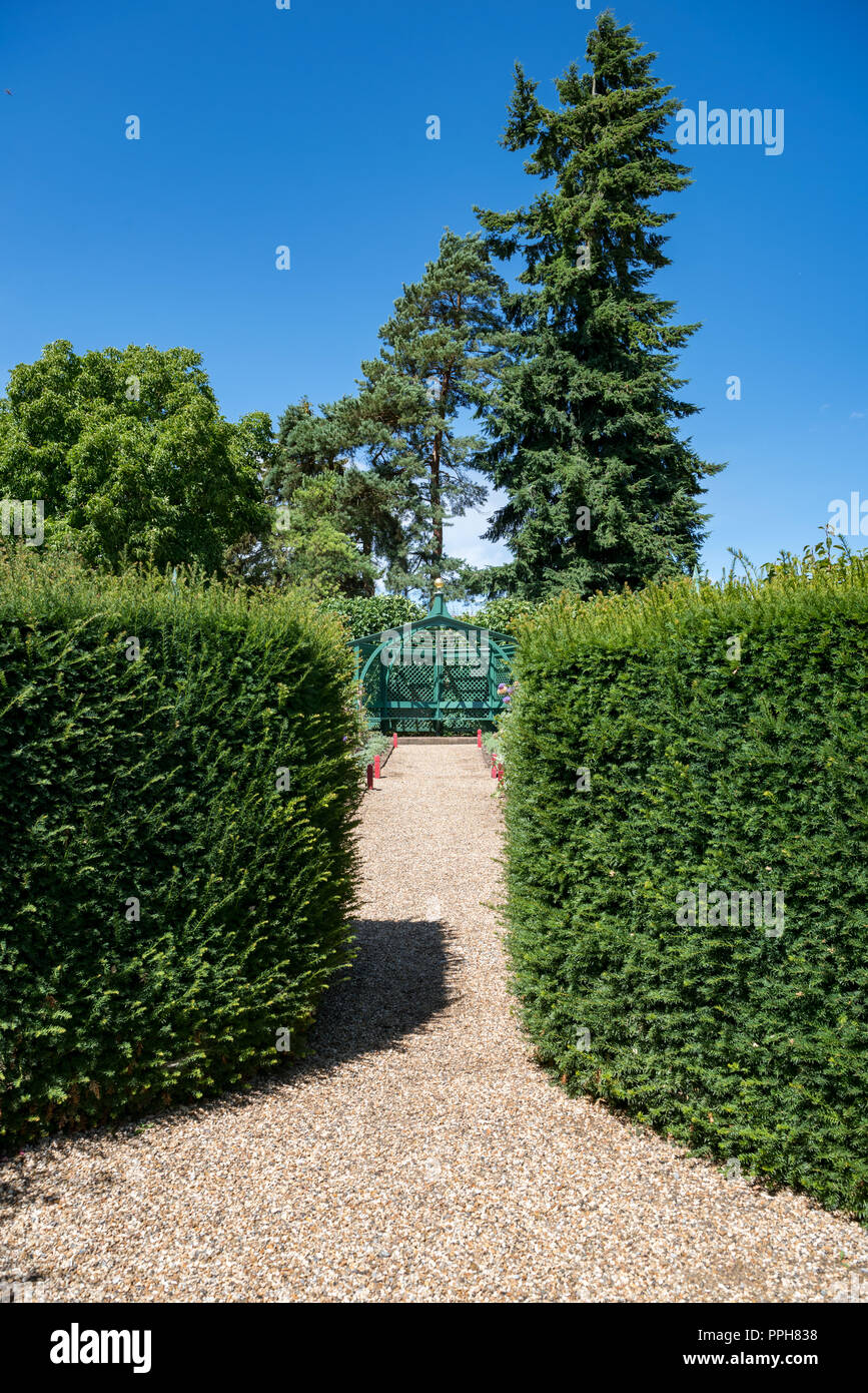 Greys Court, Henley - Stock Image