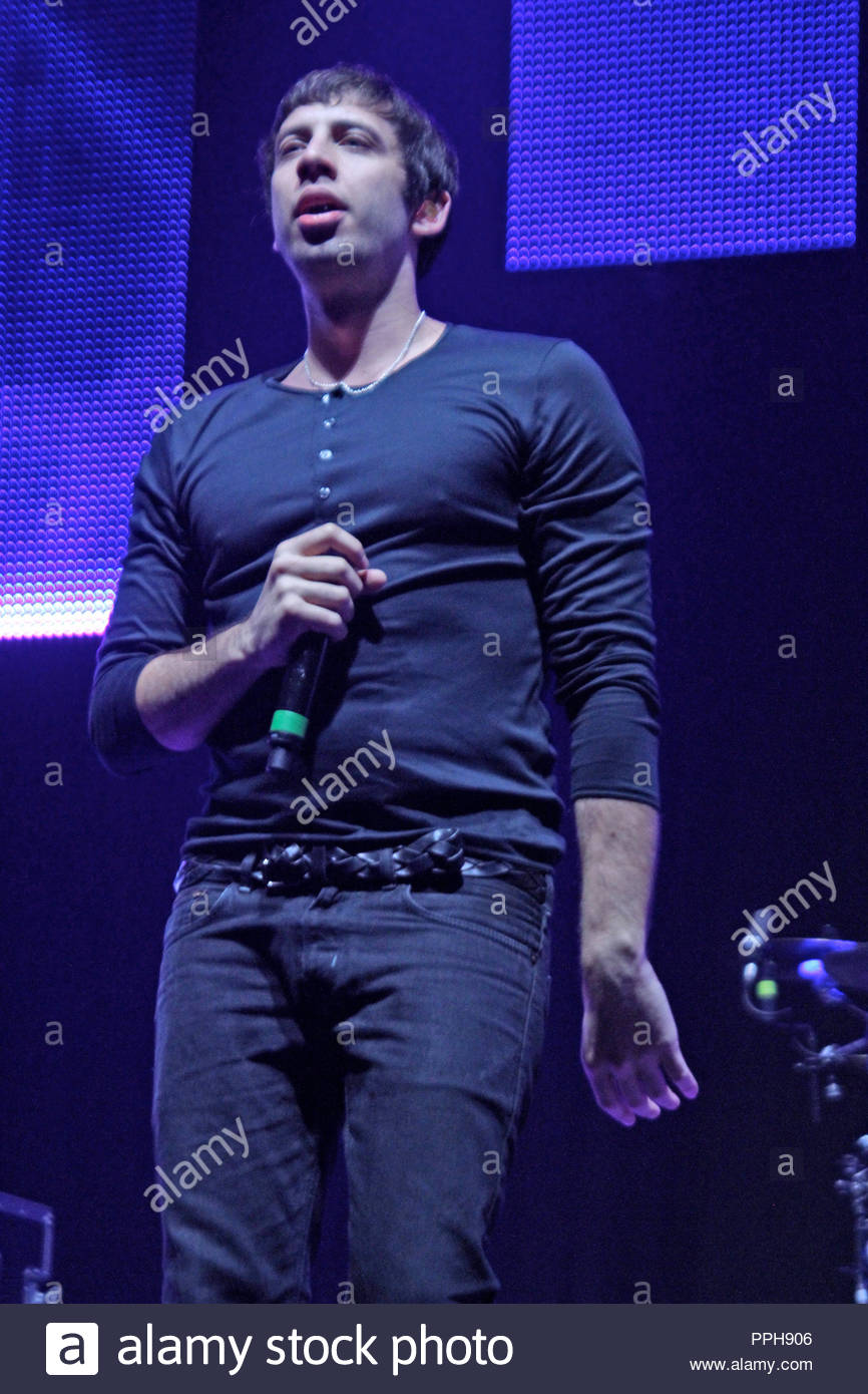 Example at the JingleBall Live 2012 at the Manchester Arena on Wednesday 05 December 2012 - Stock Image