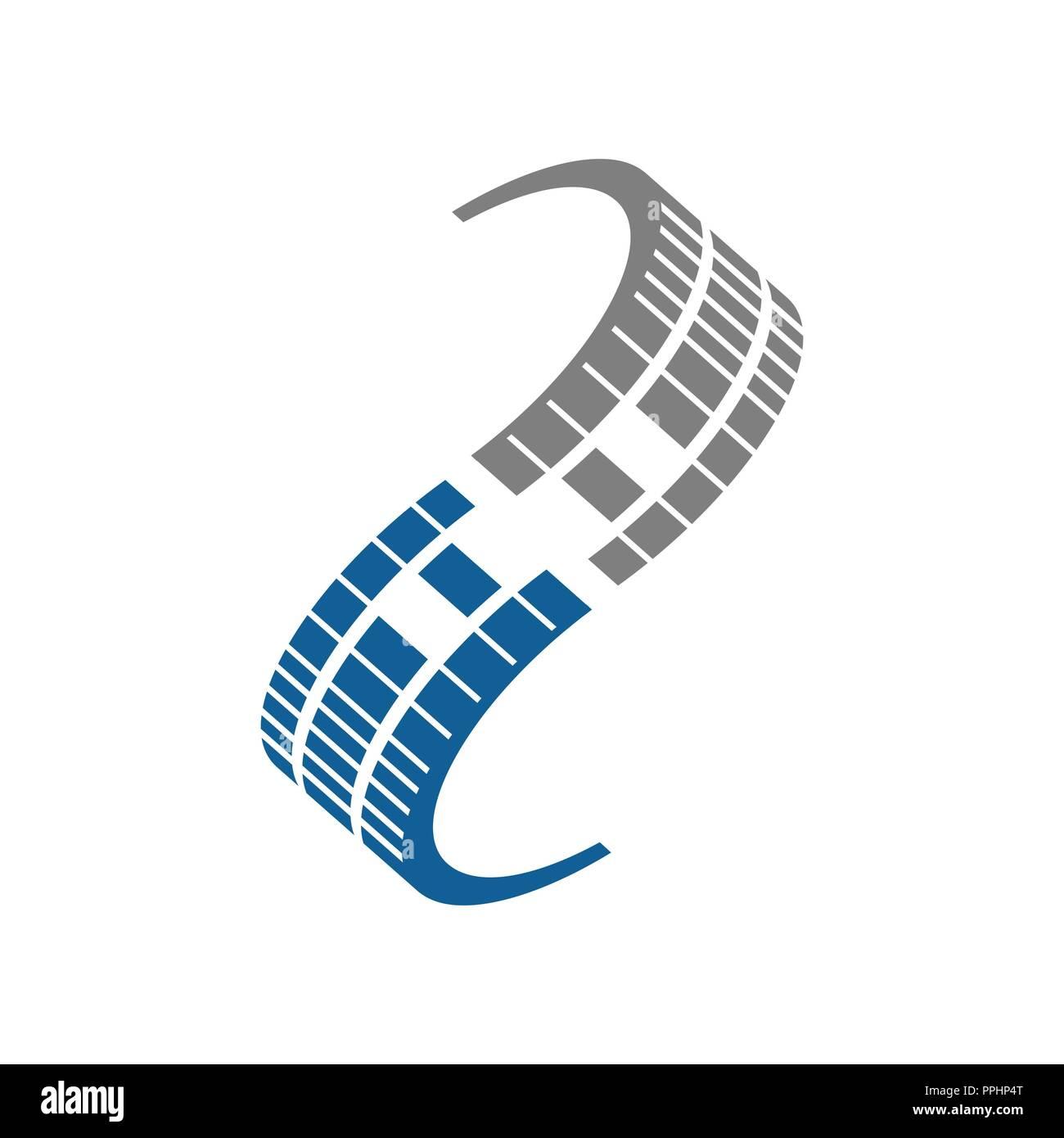 Heavy Industry, Machinery, Engineering abstract sign Gear, Cog icon. Mechanics wheel element. Teamwork process. Branding Identity Corporate vector log - Stock Vector