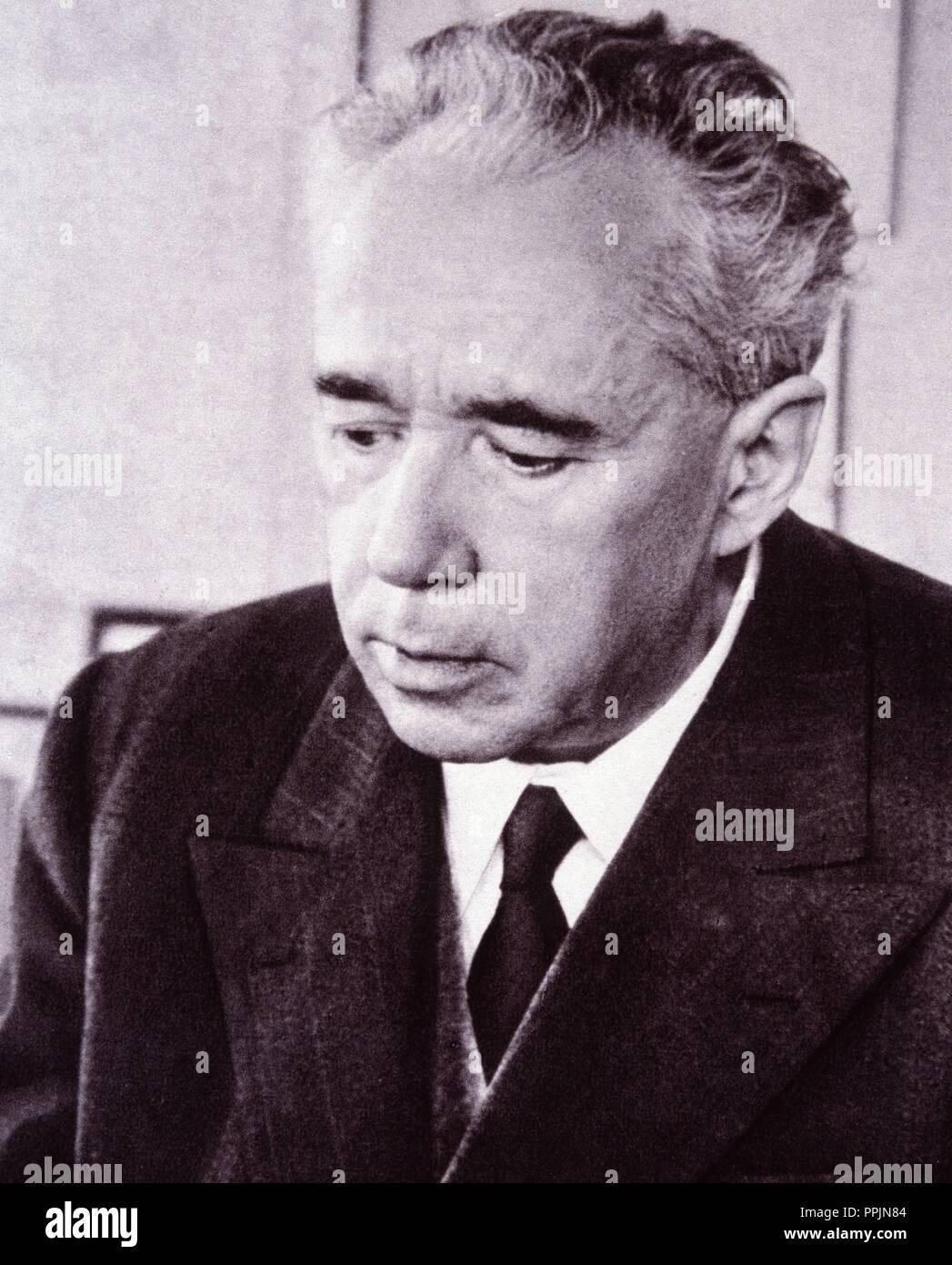 ITALIAN CHEMIST 1903 1979 NOBEL PRIZE FOR CHEMISTRY IN 1963 PHOTO REPRODUCTION