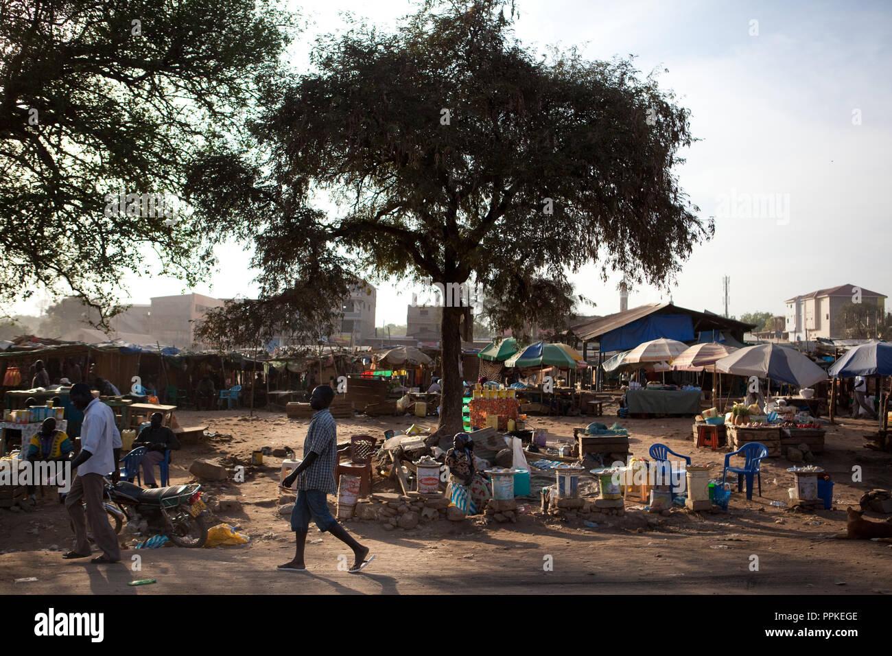 Juba Market South Sudan Stock Photos & Juba Market South