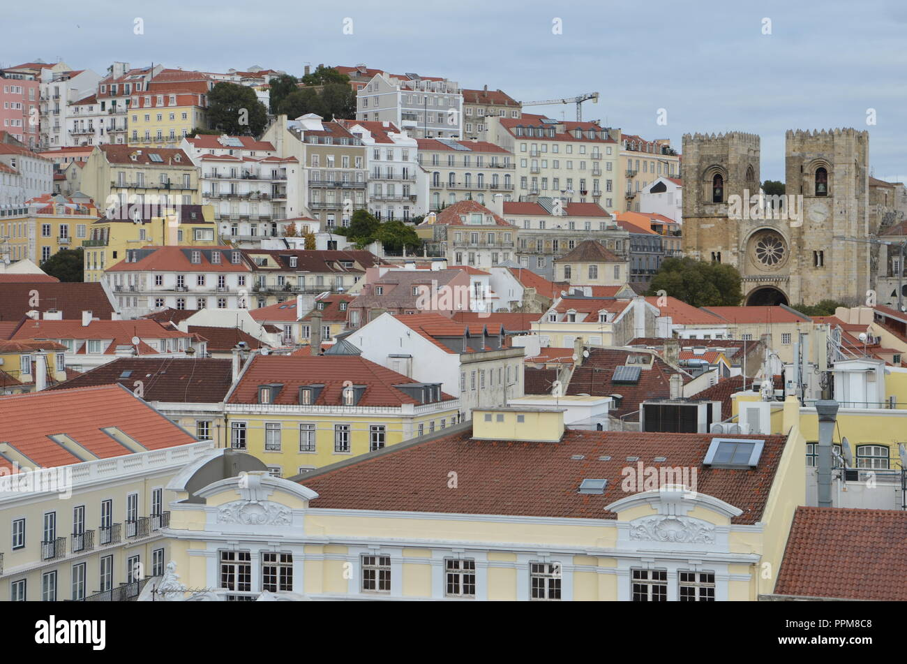 Lisbon Portugal Stock Photo 220492504 Alamy