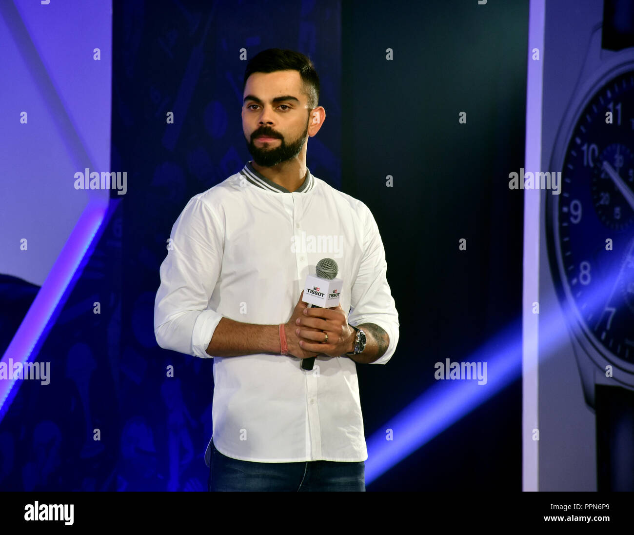 Virat Kohli High Resolution Stock Photography And Images Alamy Virat kohli has been in the public limelight for several years now but he admits that finding his name in the news at all times still makes him uncomfortable. https www alamy com mumbai india 26 september 2018 indian cricketer virat kohli brand ambassador tissot india launch the tissot chrono xl classic virat kohli 2018 special edition watch at hotel taj lands end bandra in mumbai azhar khanalamy live news credit azhar khanalamy live news image220513169 html