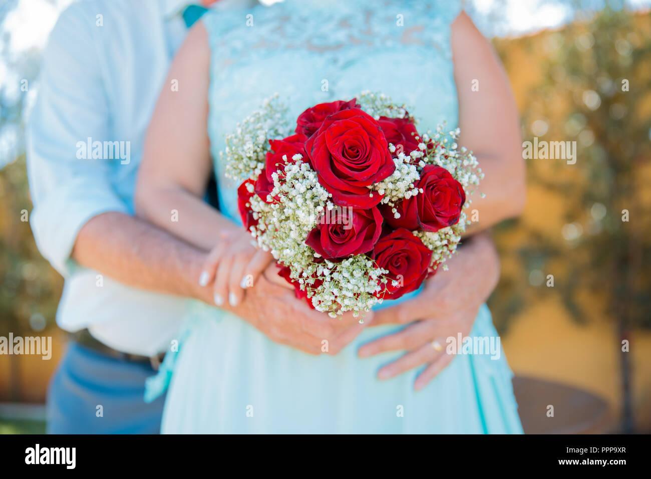 Husband Wife Wedding Rings Stock Photos Husband Wife Wedding