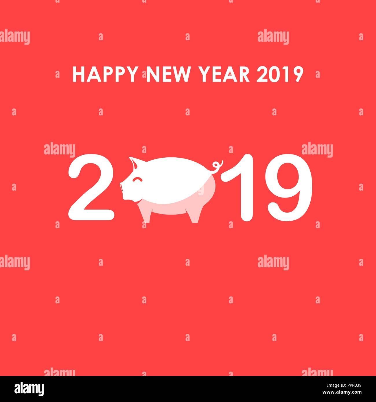 SMS from 2019 year of the Pig 34