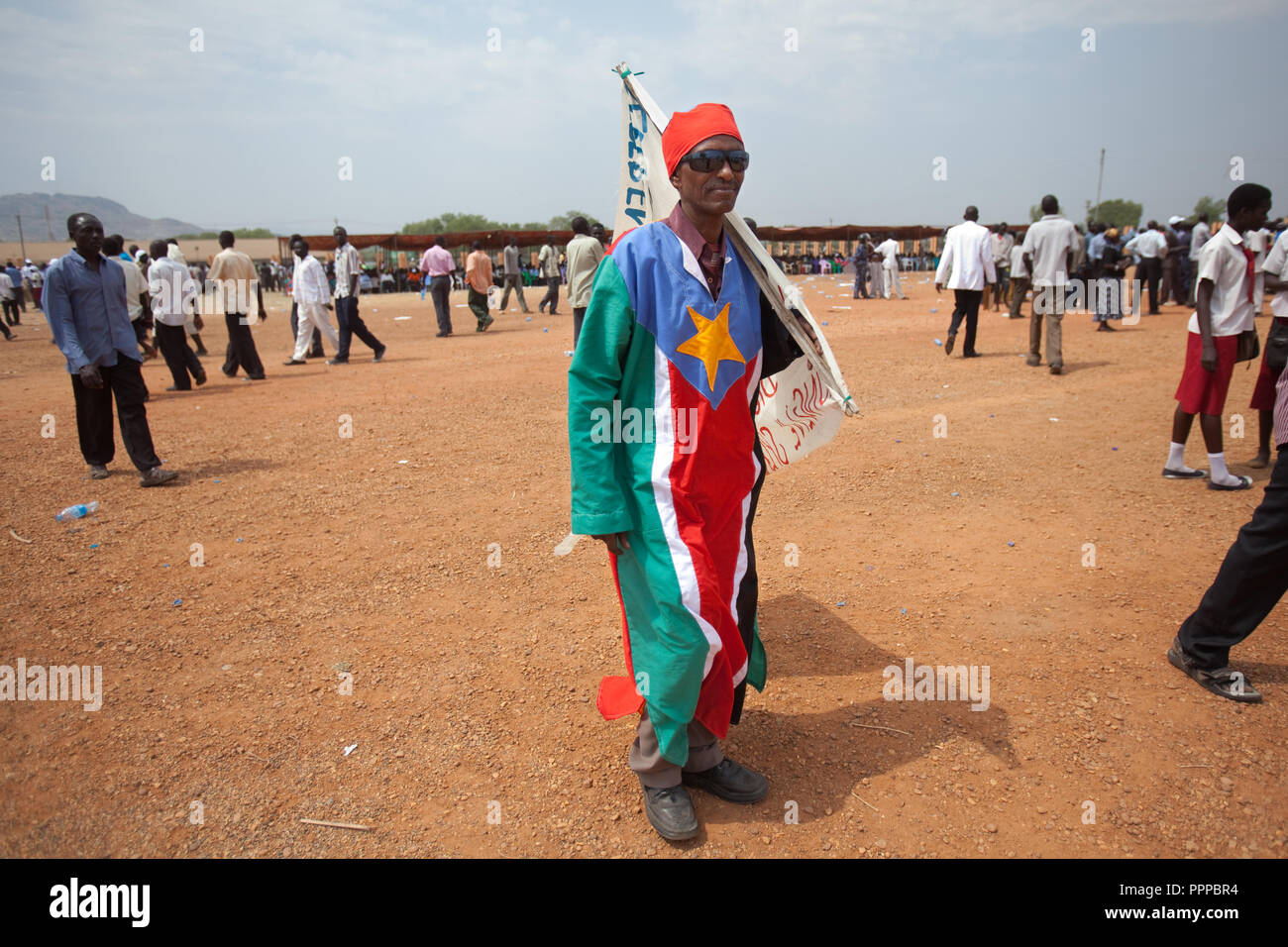 south sudan muslim