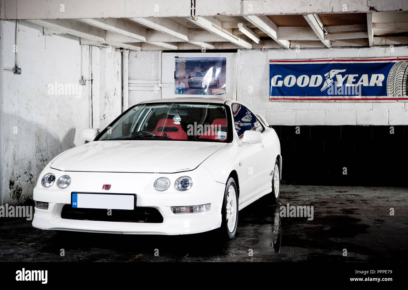 Honda Integra Type R High Resolution Stock Photography And Images Alamy
