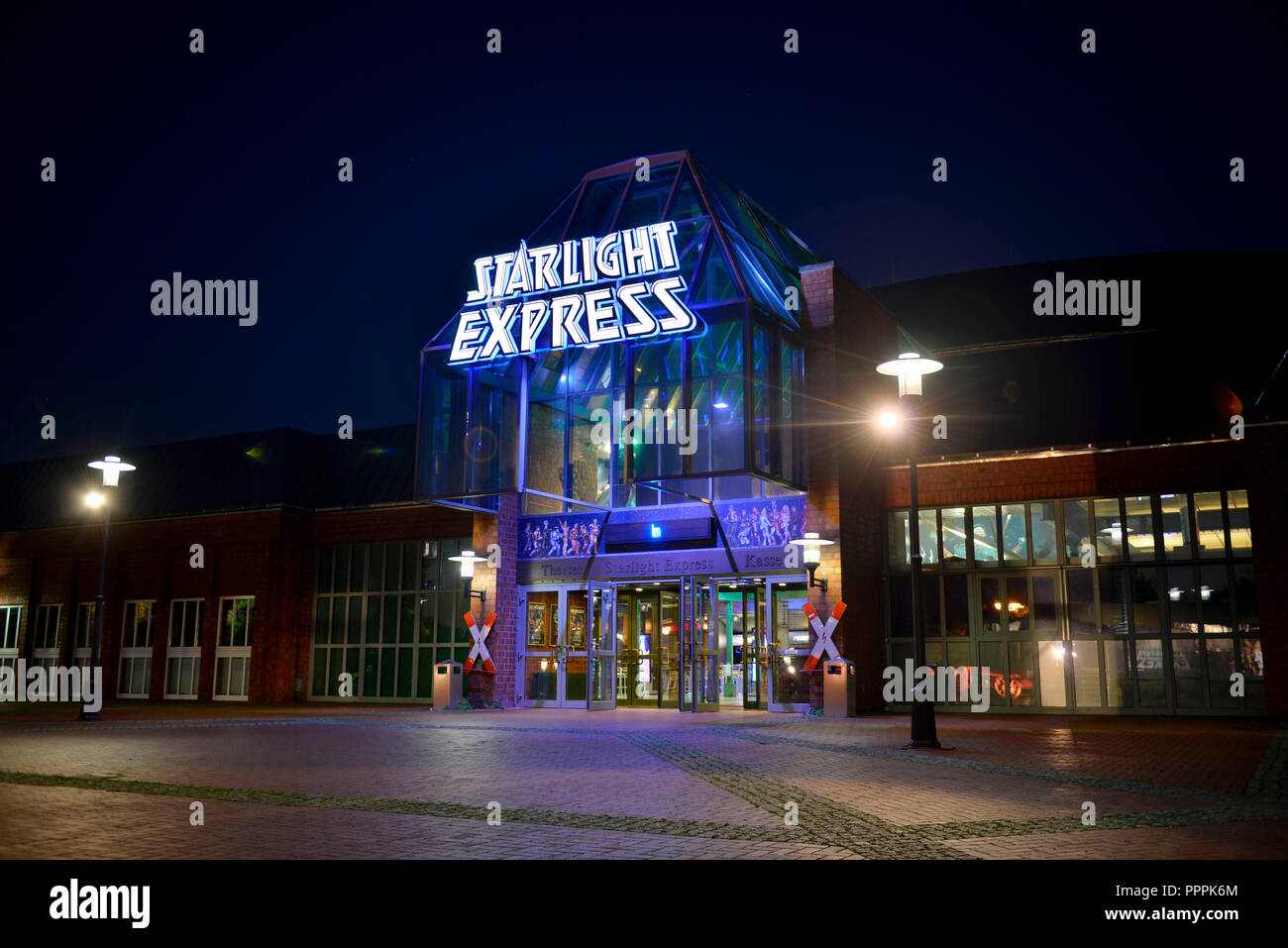 Starlight Express Theater Stock Photos Starlight Express Theater