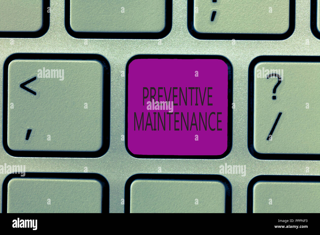 Preventive Maintenance Stock Photos & Preventive Maintenance