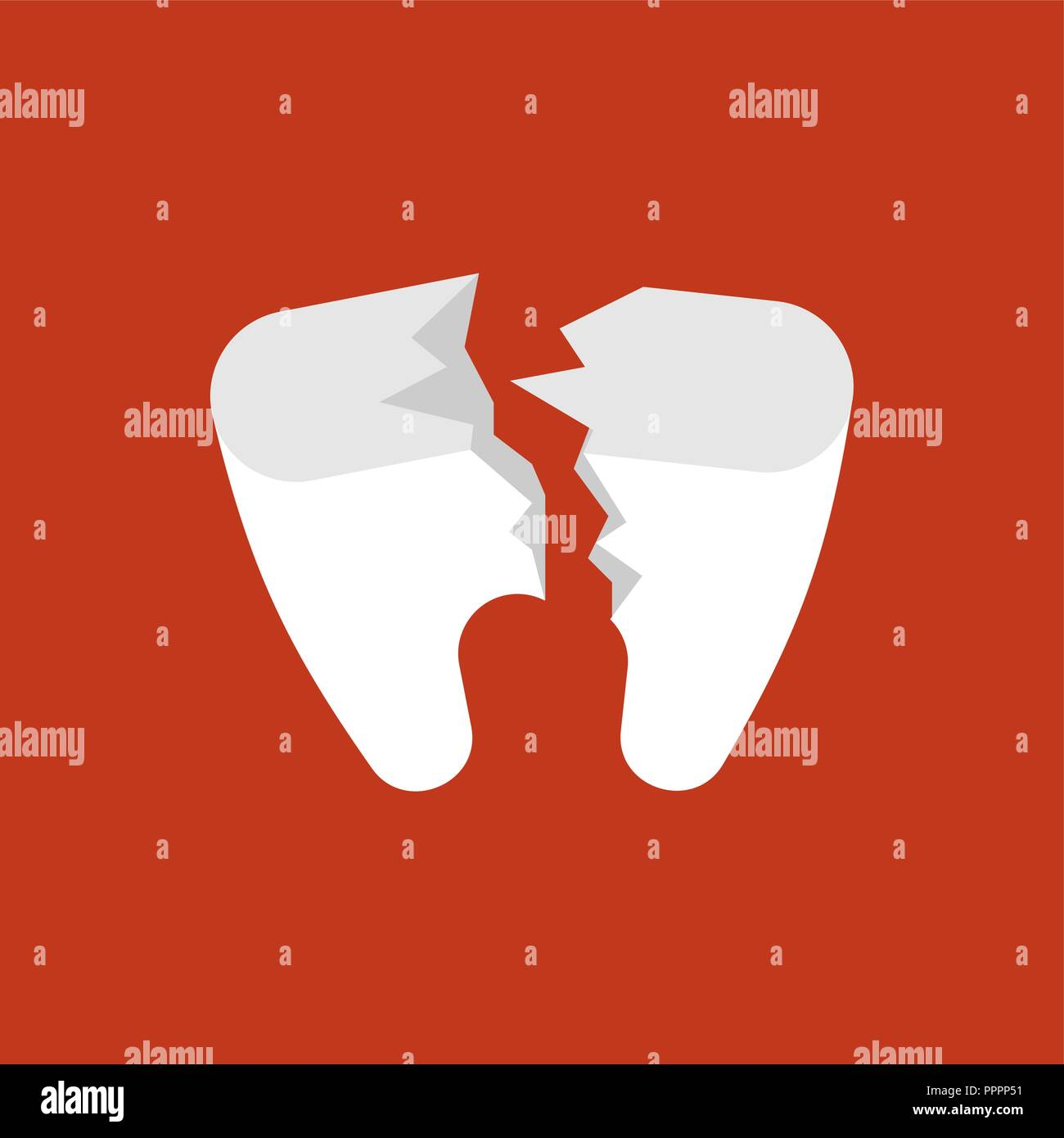 Chipped Teeth Stock Photos & Chipped Teeth Stock Images