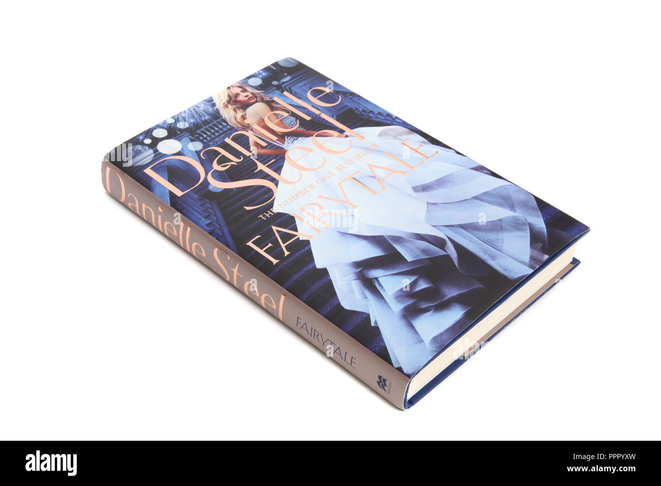 The novel Fairytale by Danielle Steel. - Stock Image