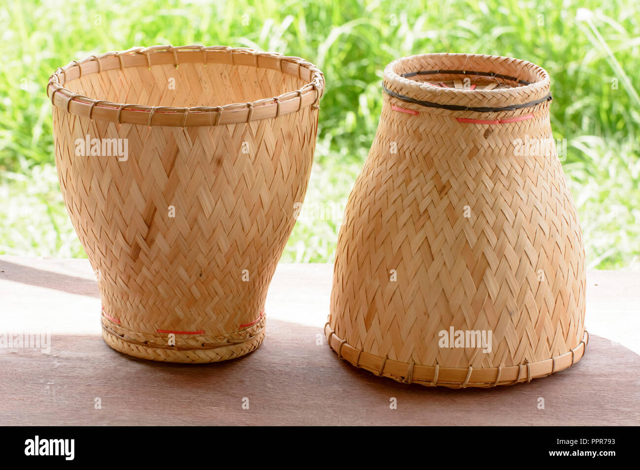 Bamboo Container Stock Photos Amp Bamboo Container Stock