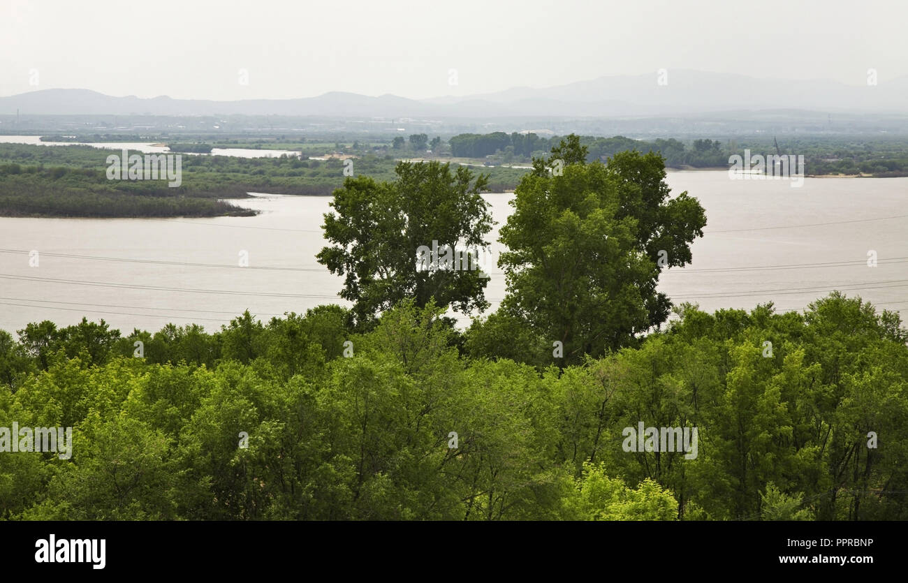 The mighty river Amur 10