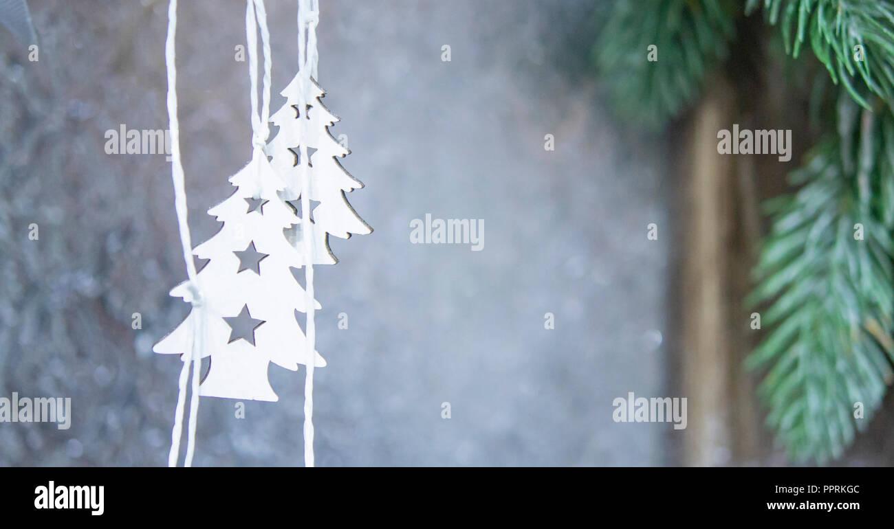 Close Up Branches Christmas Tree Stock Photos & Close Up