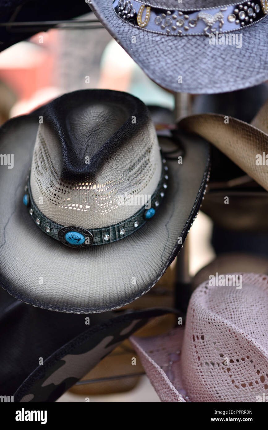 97da8feb Pink Cowboy Hats Stock Photos & Pink Cowboy Hats Stock Images - Alamy
