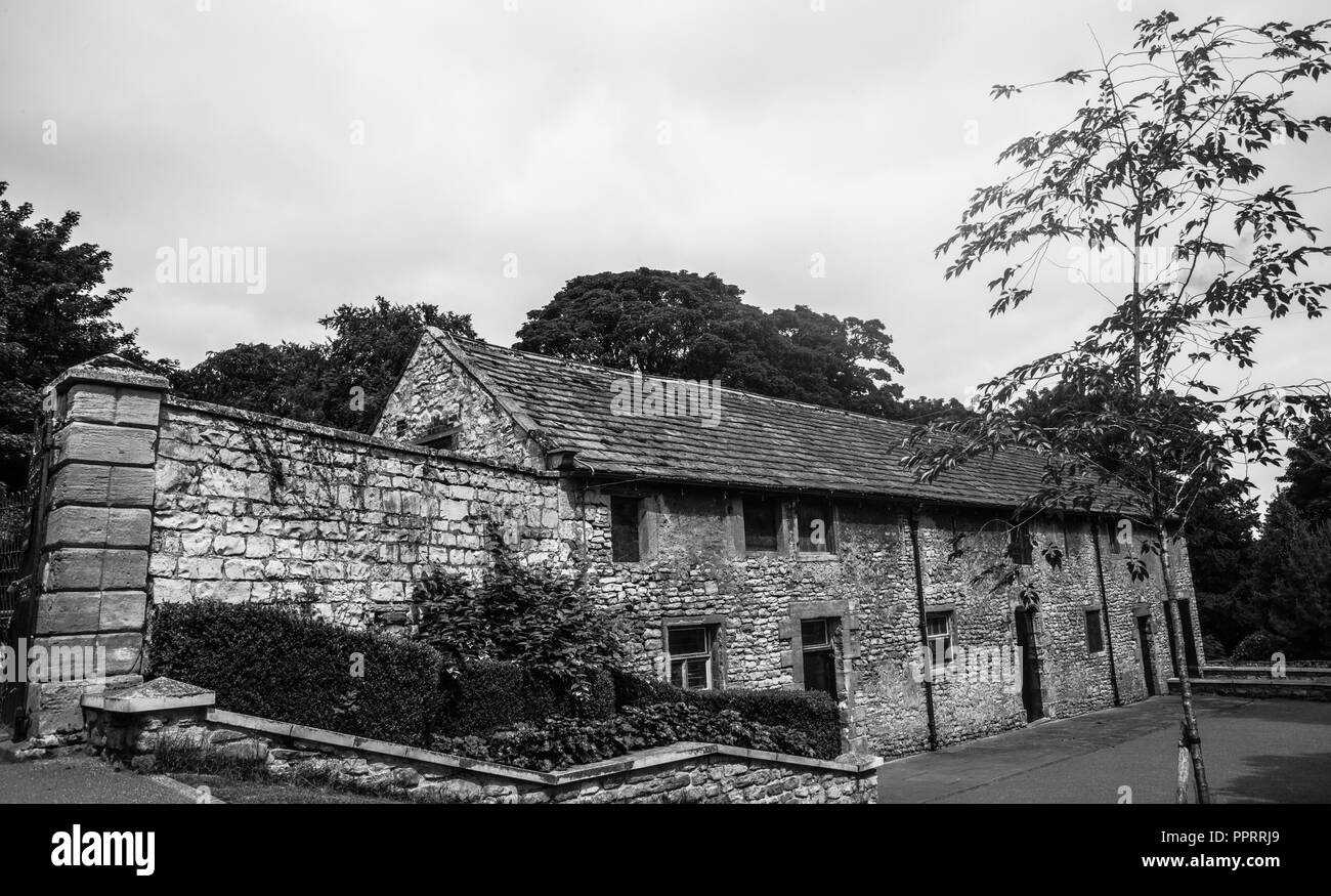 old stables Cusworth Yorkshire Ray Boswell - Stock Image