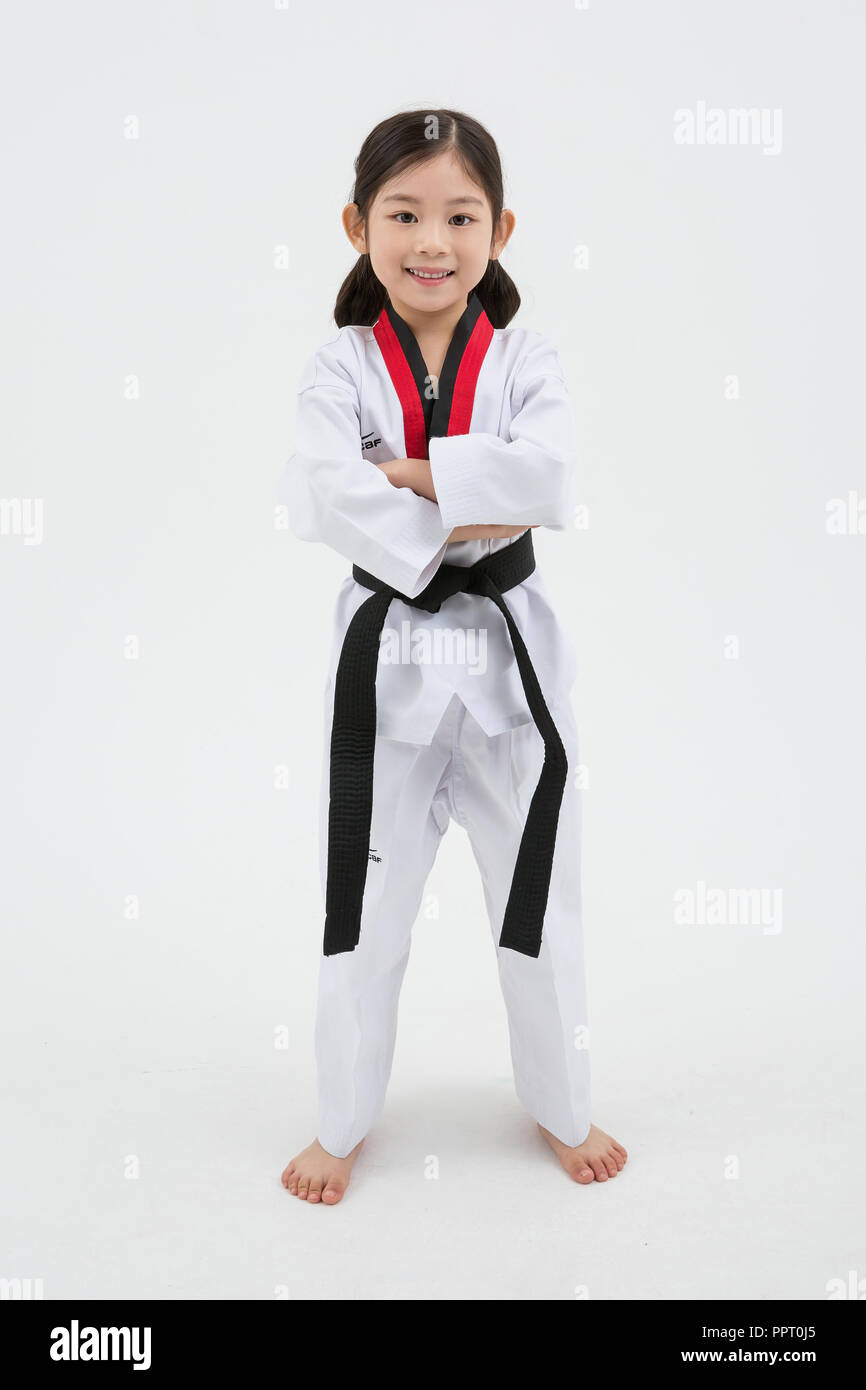 Hot taekwondo girl nude — pic 6