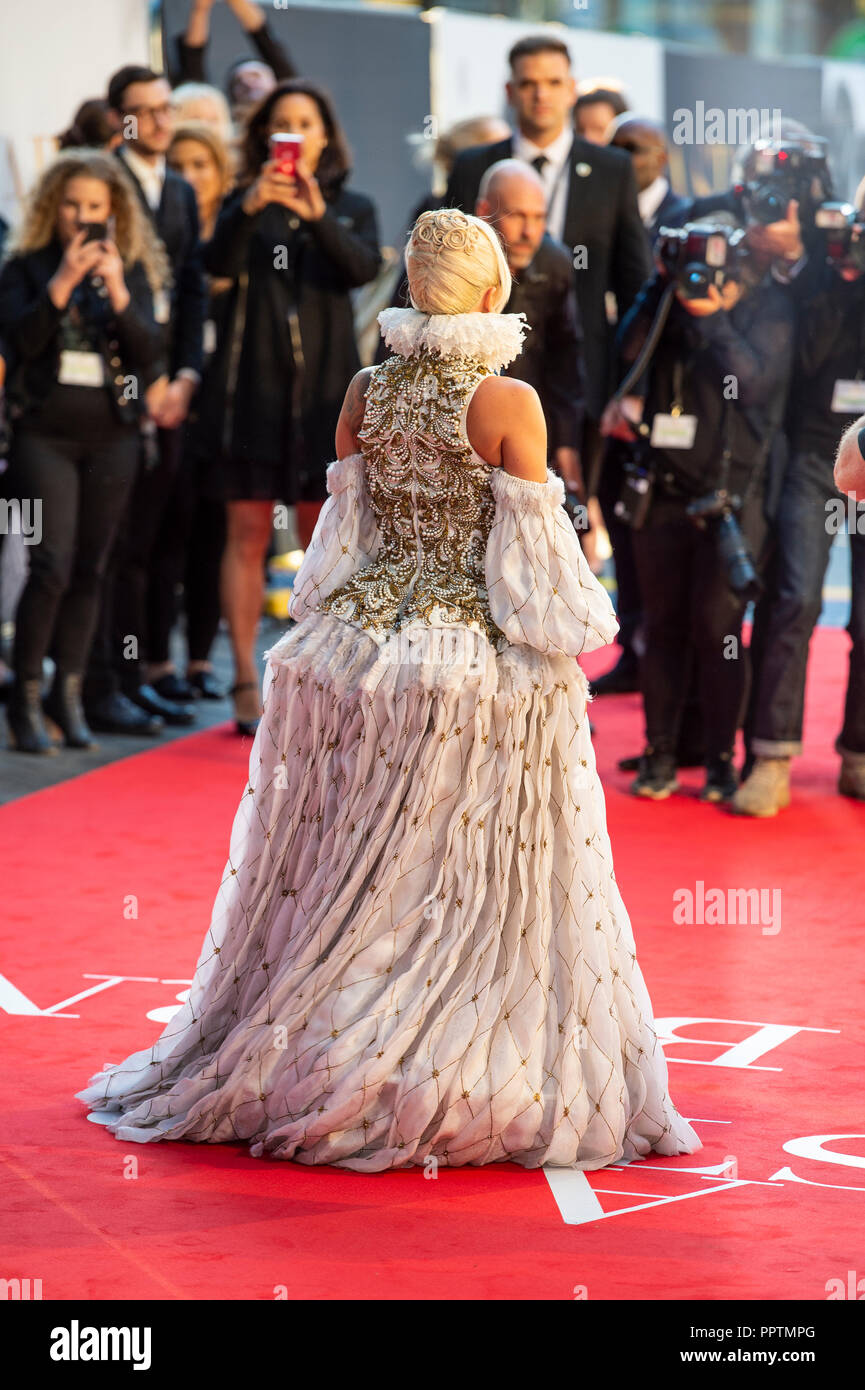 b34d36fe389bbf A Star Is Born  - UK Premiere - VIP Arrivals Stock Photo  220590008 ...
