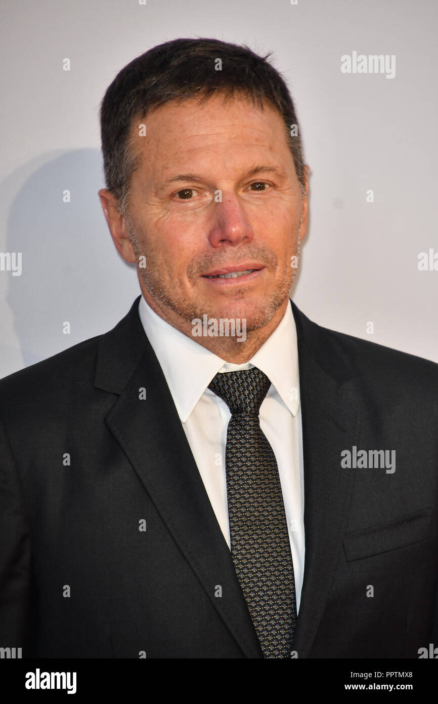 London, UK. 27th September 2018. Producer Bill Gerber attend A Star Is Born UK Premiere at Vue Cinemas, Leicester Square, London, UK 27 September 2018. Credit: Picture Capital/Alamy Live News Stock Photo