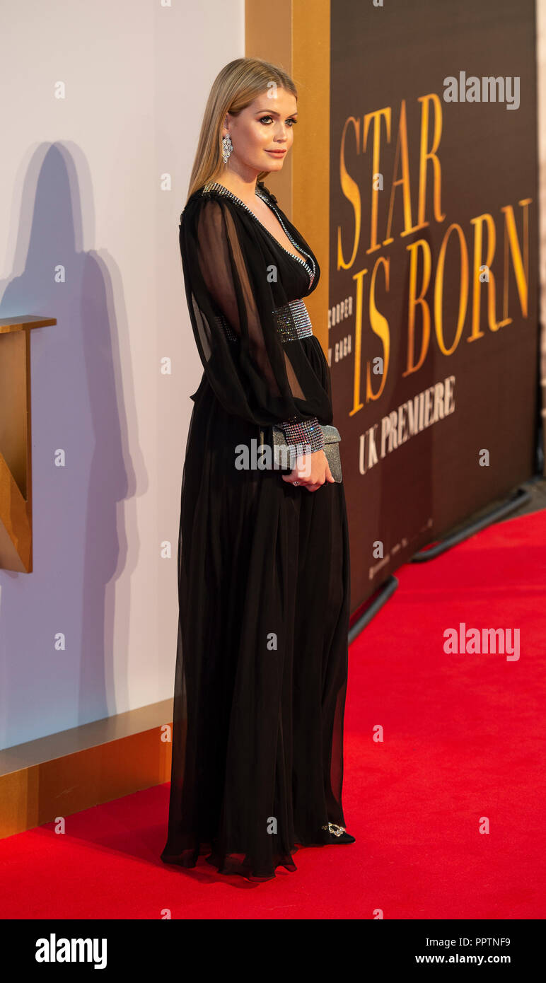 d699c39ac26763 A Star Is Born  - UK Premiere - VIP Arrivals Stock Photo  220590589 ...