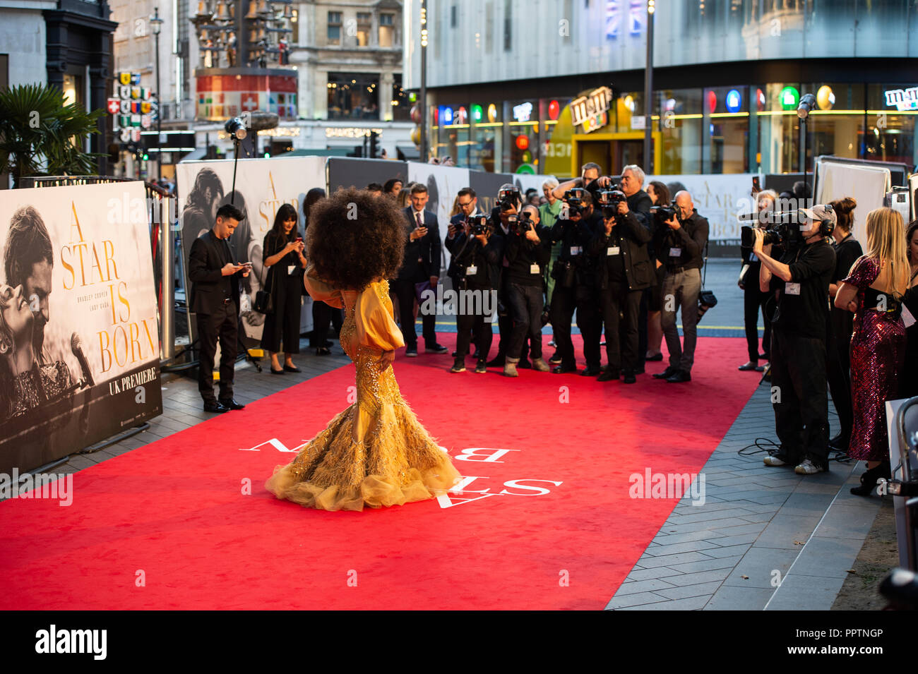 cc2bb838e2ad96 A Star Is Born  - UK Premiere - VIP Arrivals Stock Photo  220590630 ...