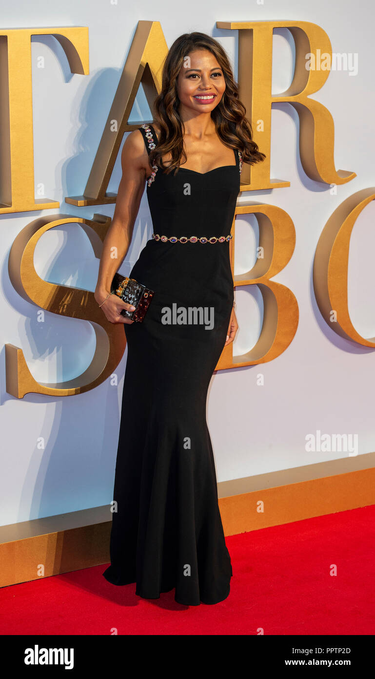75d39120b7d29e A Star Is Born  - UK Premiere - VIP Arrivals Stock Photo  220591013 ...